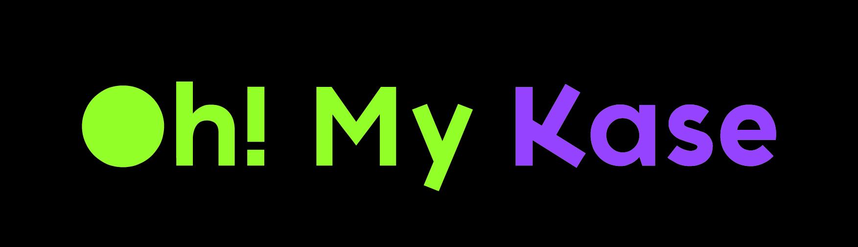 Logo comerç Oh! My kase