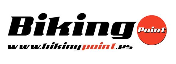 Logo comerç Biking Point Tarragona