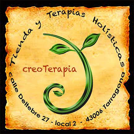 Logo comerç Creoterapia
