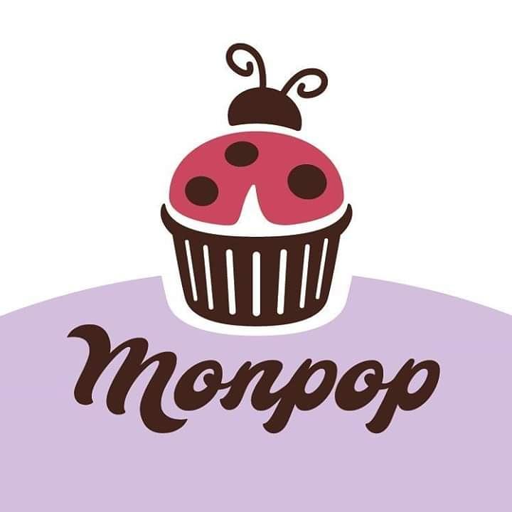 Logo comerç Monpop Reposteria Creativa
