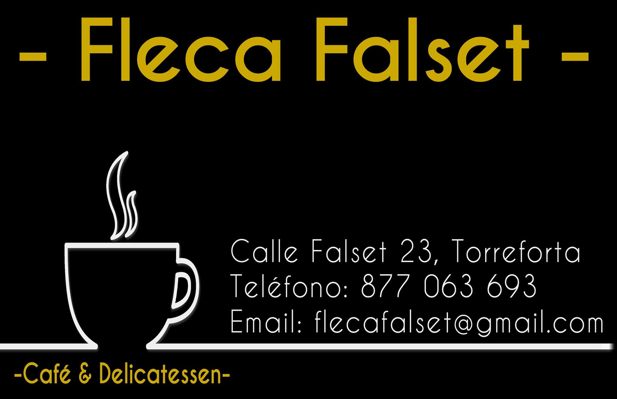 Logo comerç Fleca Falset