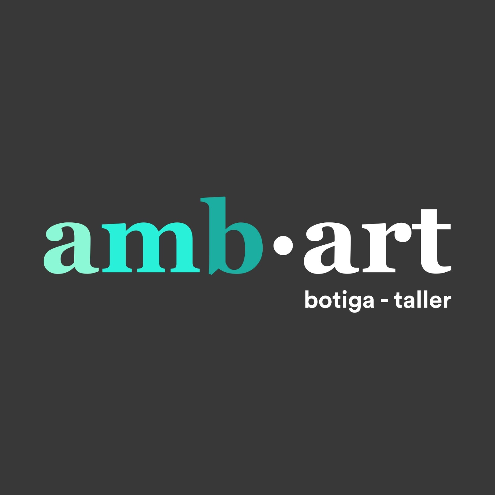 Logo comerç Amb Art