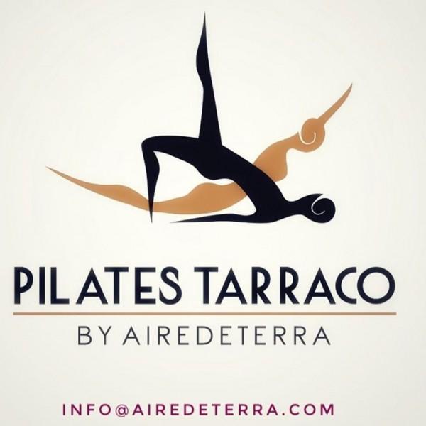 Logo comerç Airedeterra (Pilates Tarraco)