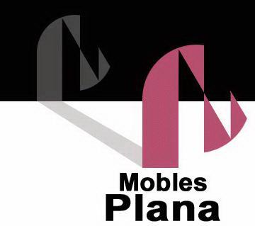 Logo comerç Mobles Plana