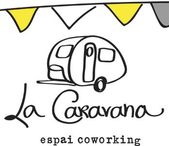 Logo comerç La Caravana Coworking
