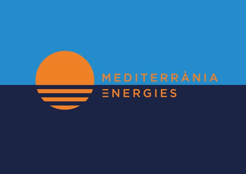 Logo comerç Mediterrània Energies