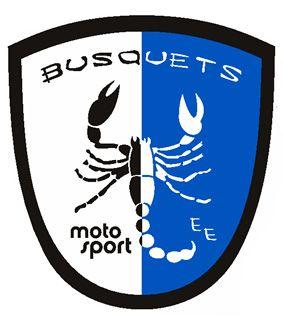 Logo comerç Motos Busquets