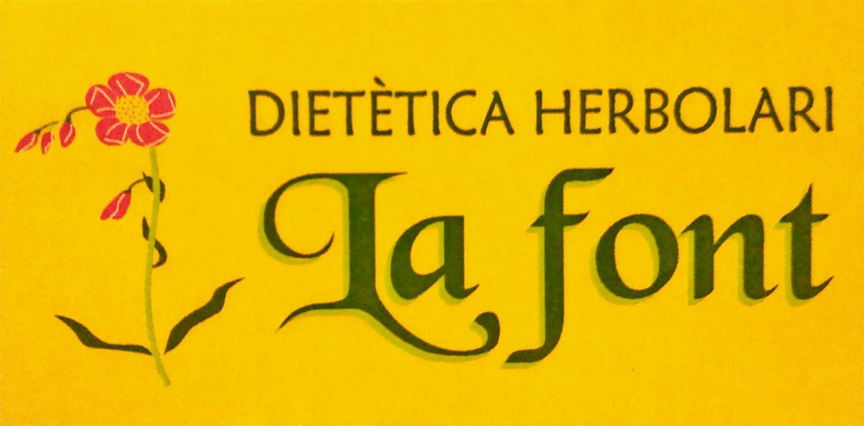 Logo comerç La Font Herbolari