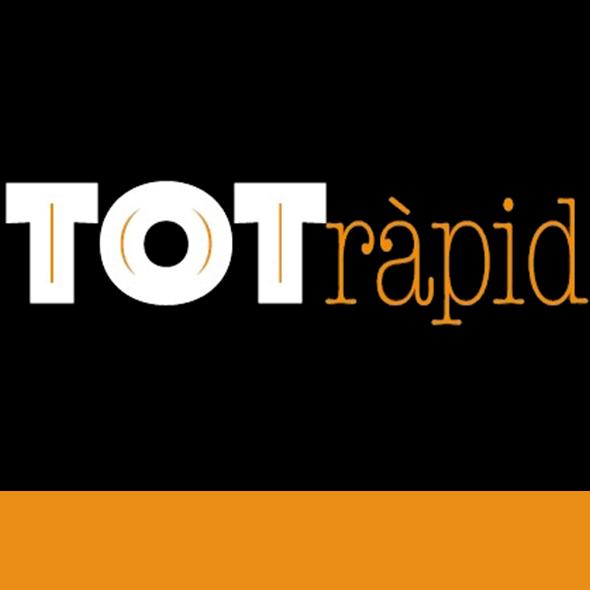 Logo comerç TOTràpid