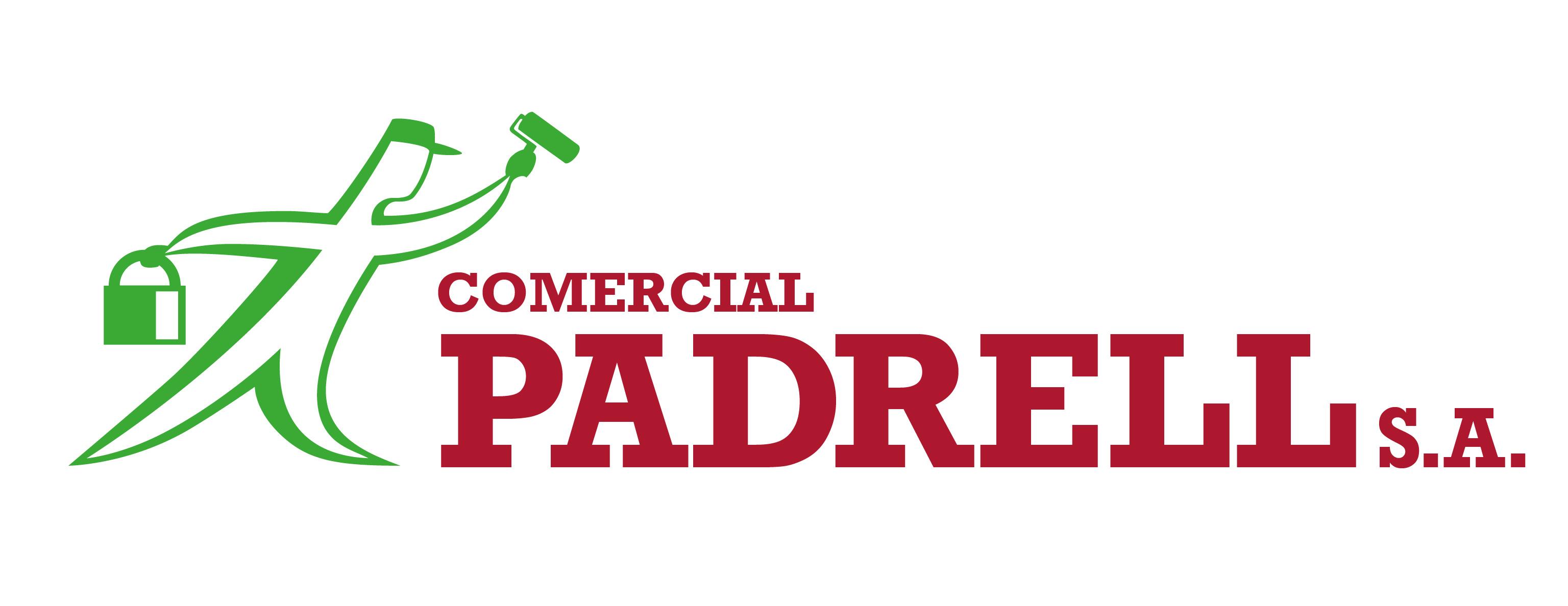 Logo comerç Comercial Padrell