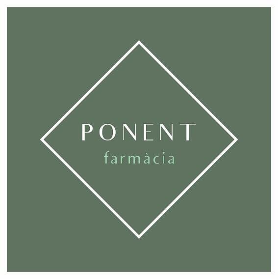 Logo comerç Ponent Farmàcia