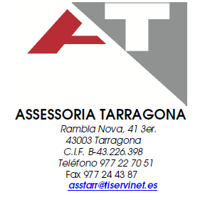Logo comerç Assessoria Tarragona