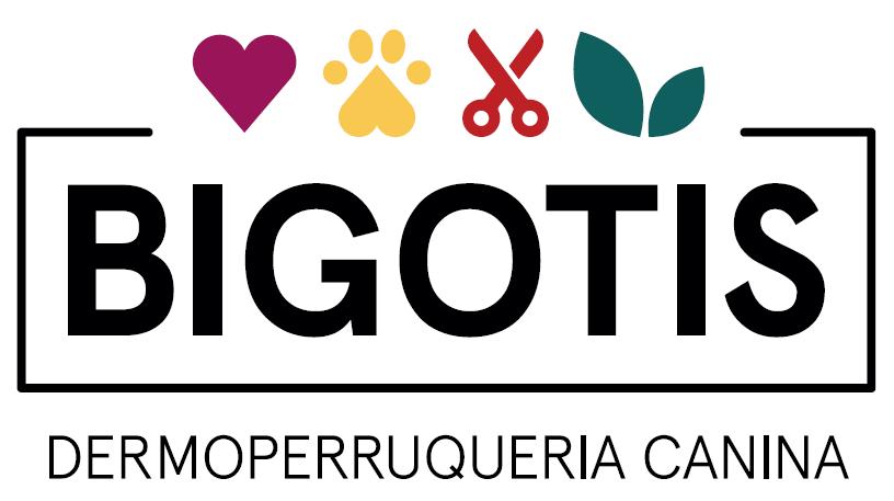 Logo comerç Bigotis dermoperruqueria canina