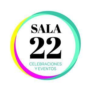 Logo comerç Sala 22 Celebraciones y Eventos