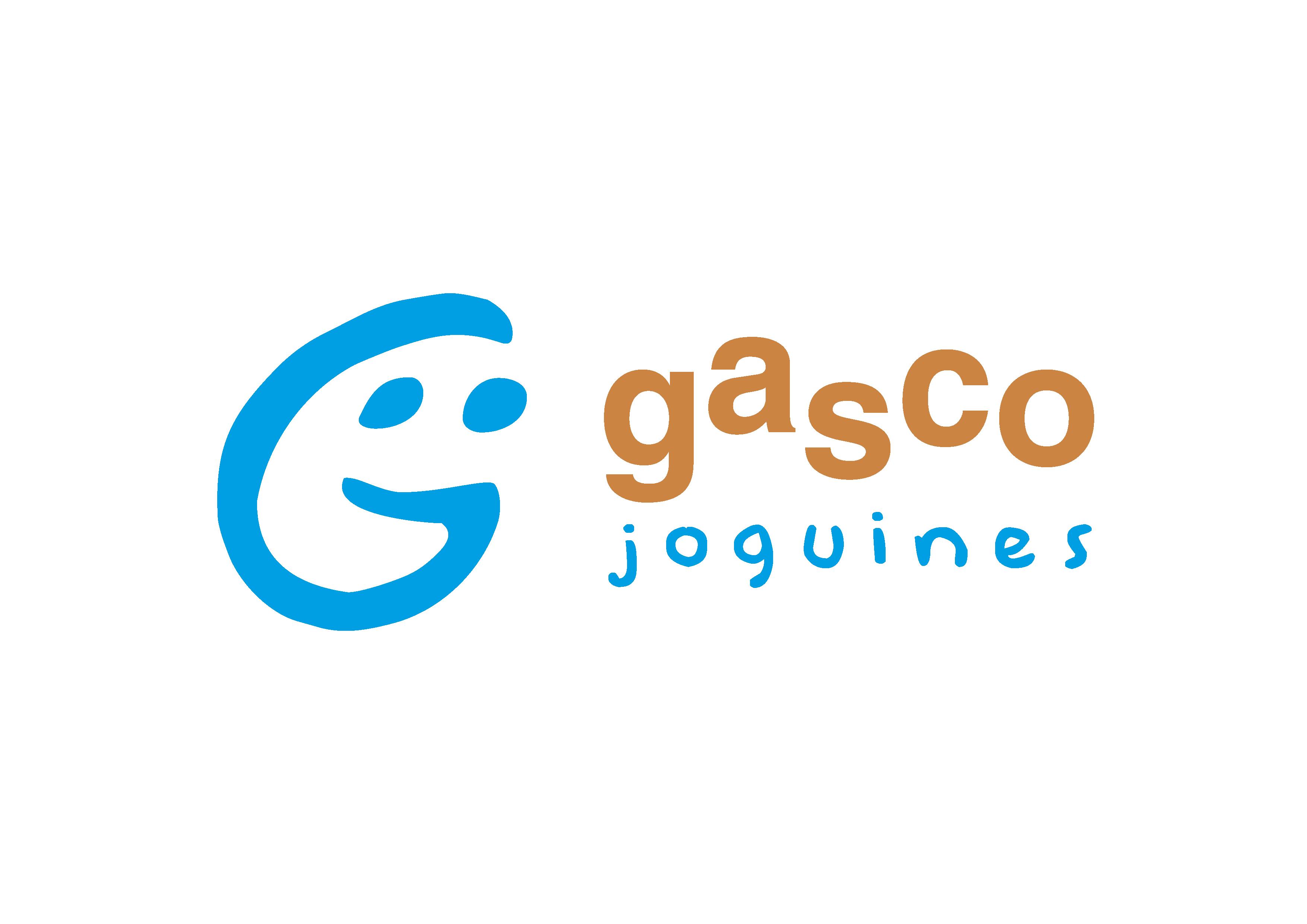 Logo comerç Gasco Joguines