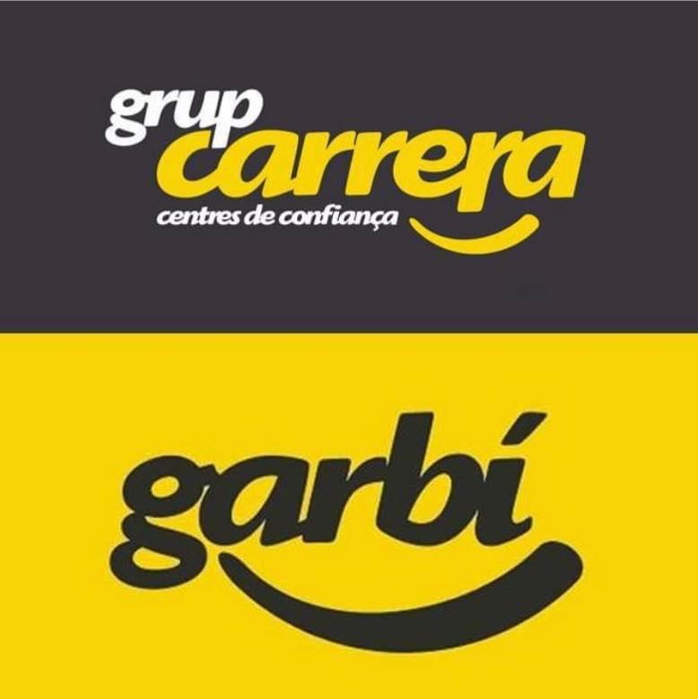 Logo comerç Electrodomèstics Garbí - Grup Carrera