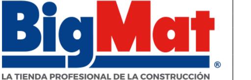 Logo comerç BIGMAT IBIZA
