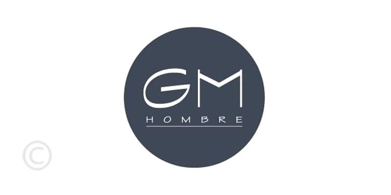 Logo comerç G M HOMBRE