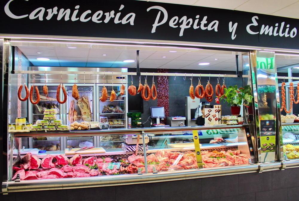 Logo comerç CARNICERIA PEPITA Y EMILIO