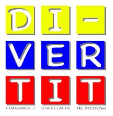 Logo comerç JUGUETERÍA DIVERTIT