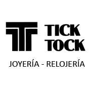 Logo comerç TICK TOCK