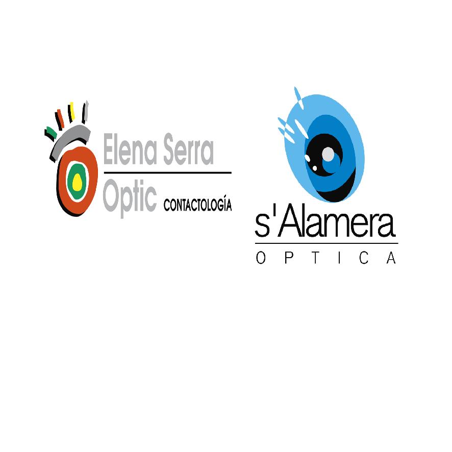 Logo comerç ÒPTICA S'ALAMERA