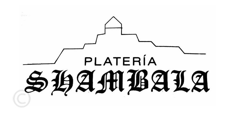 Logo comerç PLATERIA  SHAMBALA