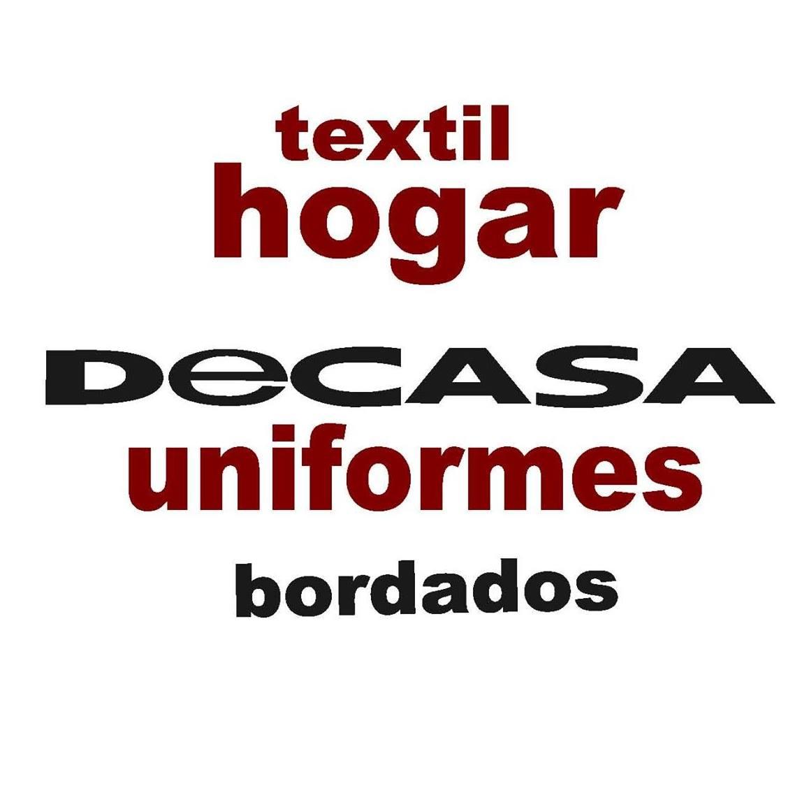 Logo comerç DECASA TEXTIL HOGAR
