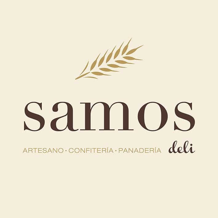 Logo comerç SAMOS DELI