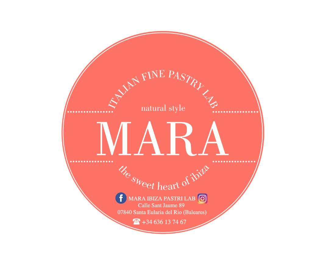 Logo comerç MARA IBIZA PASTRY LAB