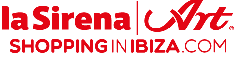 Logo comerç LA SIRENA - I.WALLIS - IBIZA