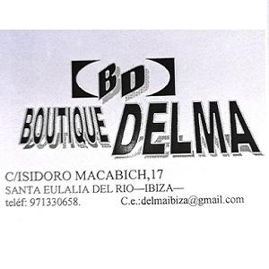 Logo comerç BOUTIQUE DELMA