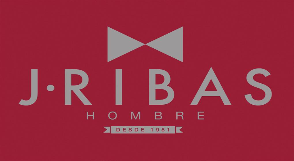 Logo comerç J.RIBAS MODA HOMBRE