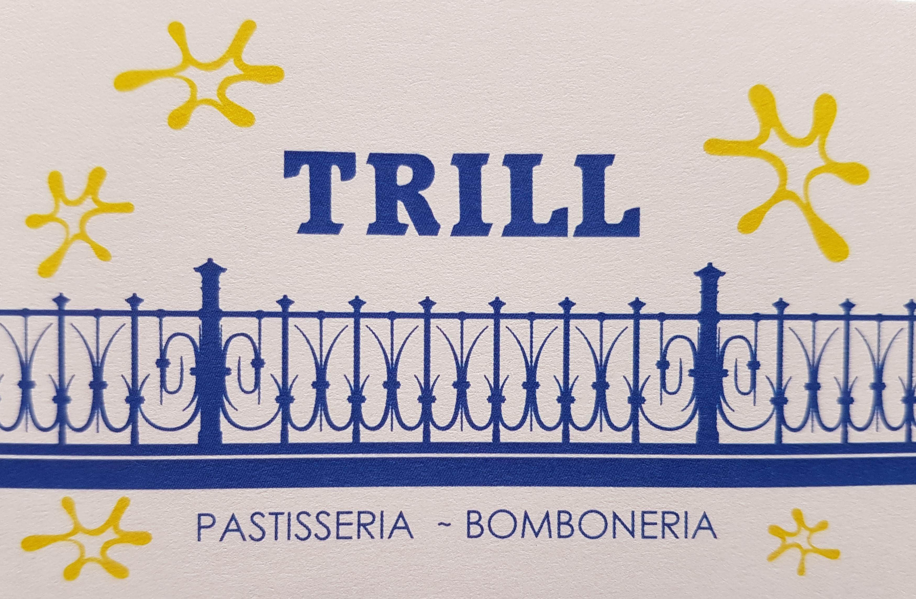Logo comerç Pastisseria Bomboneria Trill