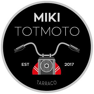 Logo comerç Miki Tot Moto