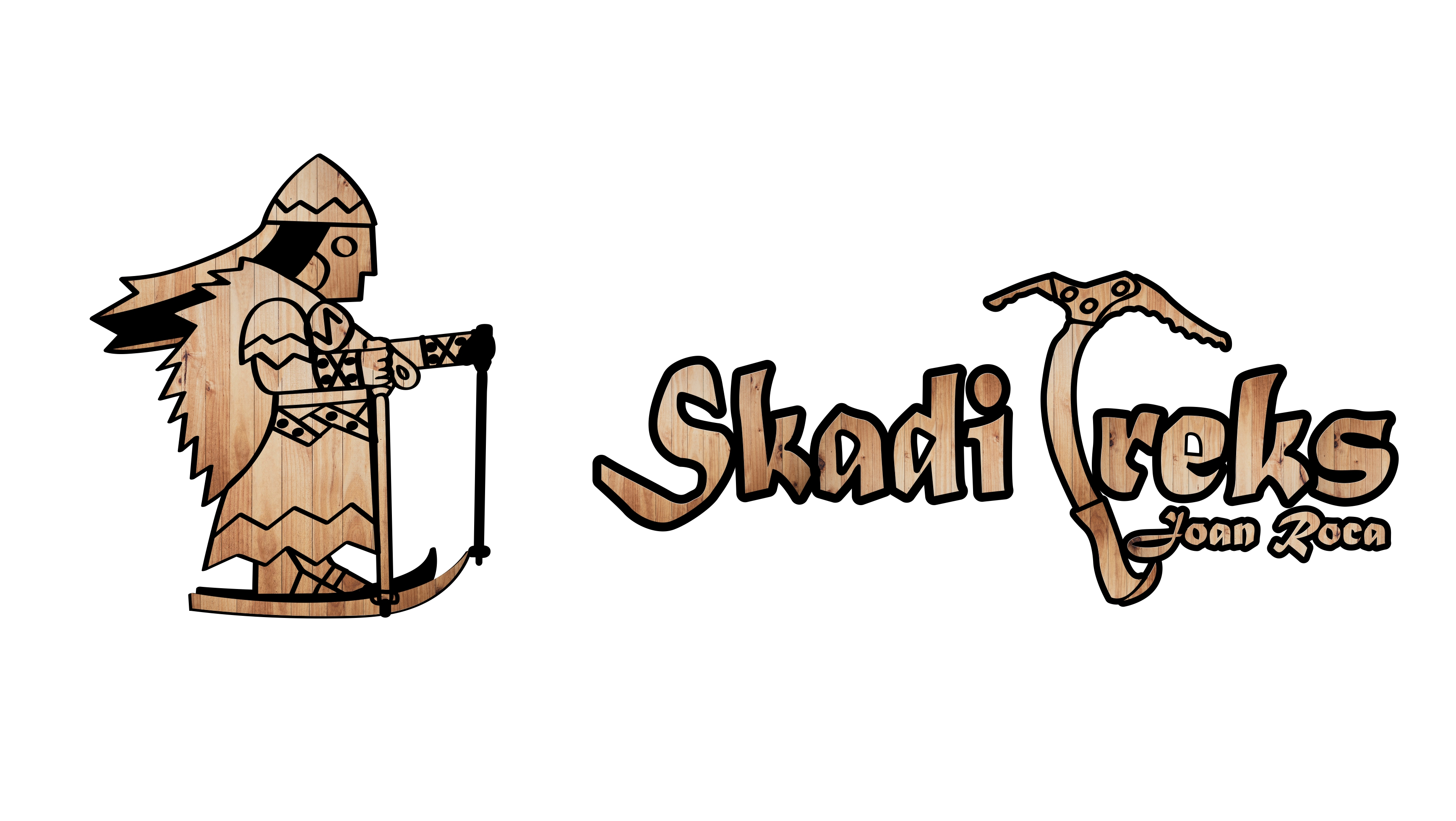 Logo comerç Skadi Treks